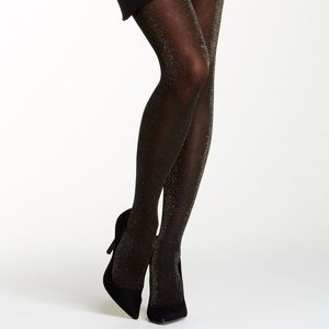 Free Press Sparkle Tights S/M